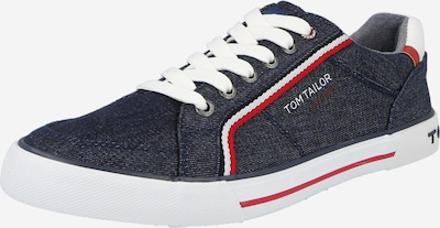 TOM TAILOR Sneakers in dunkelblau, Produktansicht