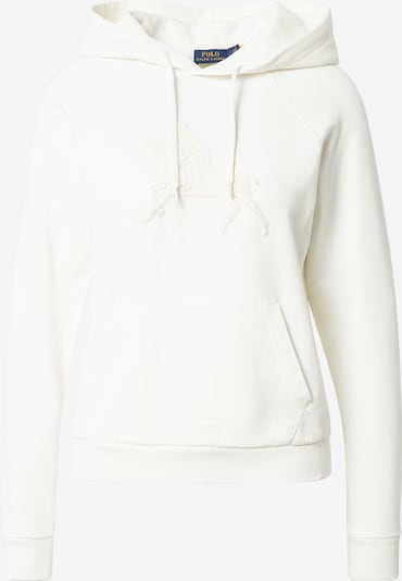 POLO RALPH LAUREN Sweatshirt in nature white, Item view