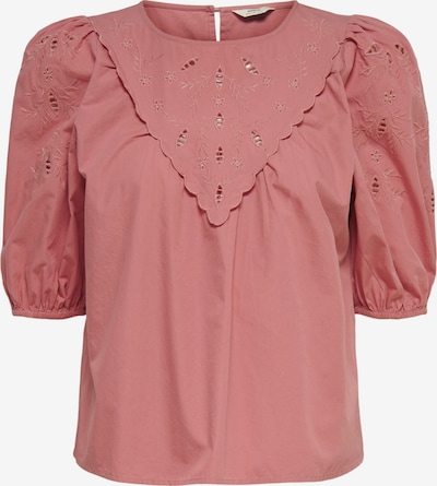 ONLY Bluse in altrosa, Produktansicht