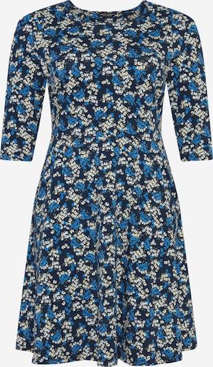 Dorothy Perkins Curve Kleid in beige / hellblau / dunkelblau / grün / weiß, Produktansicht