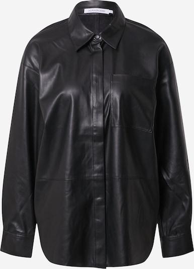 Calvin Klein Jeans Bluse in schwarz, Produktansicht