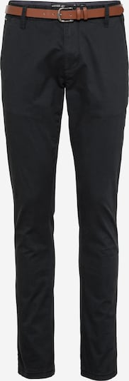 INDICODE JEANS Chino hlače 'GOWER' u crna, Pregled proizvoda