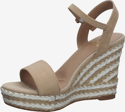 LA STRADA Sandale in beige, Produktansicht