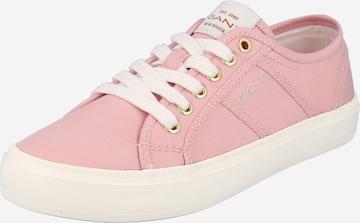 GANT Sneakers in Pink