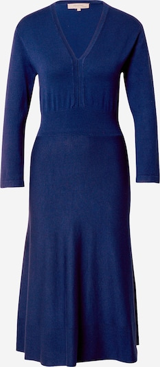 Noa Noa Robes en maille 'Essential' en bleu, Vue avec produit