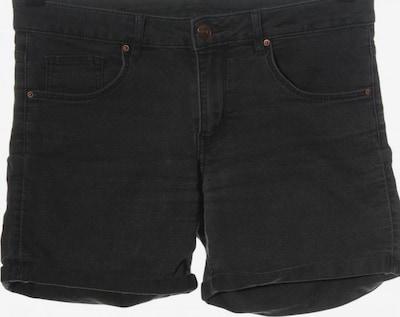 H&M Jeansshorts in L in schwarz, Produktansicht