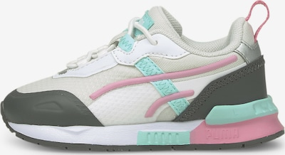 PUMA Sneaker 'Mirage Tech' in türkis / grau / rosa / schwarz, Produktansicht