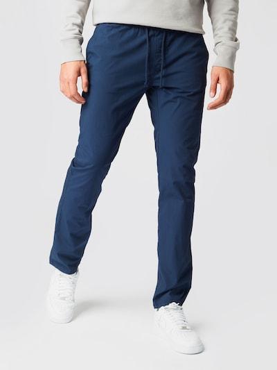 TOM TAILOR Hosen in dunkelblau, Modelansicht