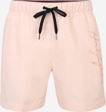 Tommy Hilfiger Underwear Badeshorts in Orange