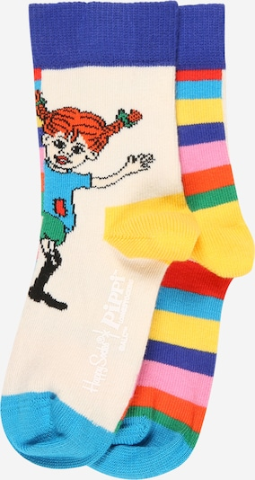 Happy Socks Sukat 'Peekaboo' värissä sekavärit, Tuotenäkymä
