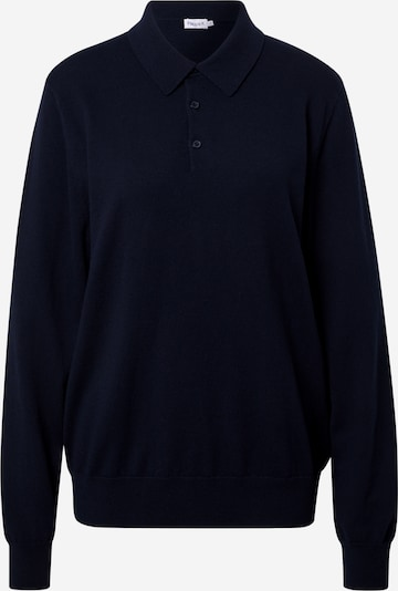 Filippa K Shirt in de kleur Navy, Productweergave