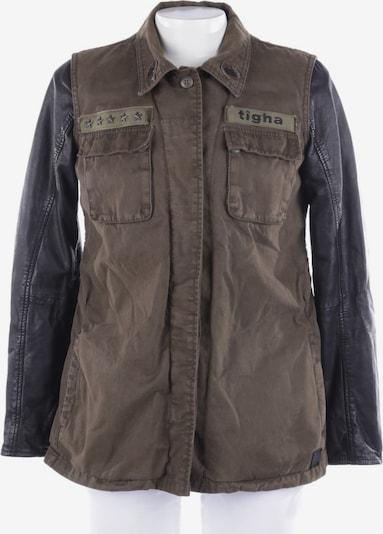 tigha Übergangsjacke in XL in khaki / schwarz, Produktansicht