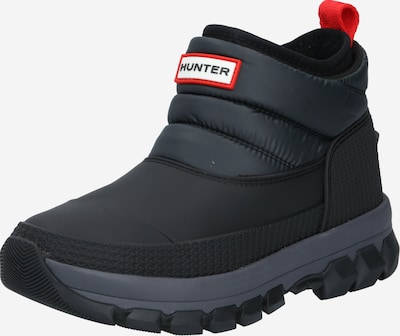HUNTER Snow boots in Black, Item view