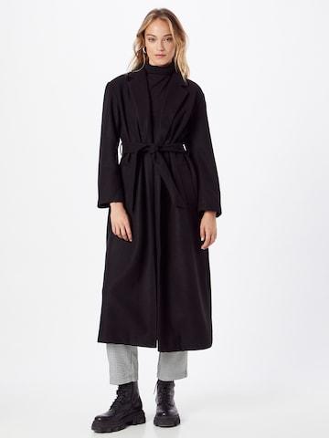 Palton de primăvară-toamnă 'TRILLION' de la ONLY pe negru