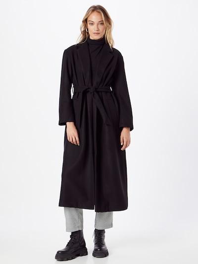 ONLY Přechodný kabát 'TRILLION' - černá, Model/ka