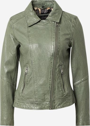 OAKWOOD Prechodná bunda 'FLOWER' - zelená, Produkt