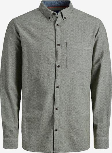 JACK & JONES Hemd 'JORIAN' in rauchgrau, Produktansicht