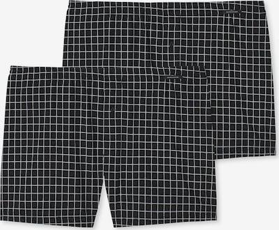 SCHIESSER Boxershorts ' 2er-Pack ' in de kleur Zwart, Productweergave