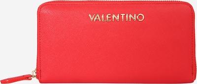 Valentino Bags Porte-monnaies en or / rouge, Vue avec produit