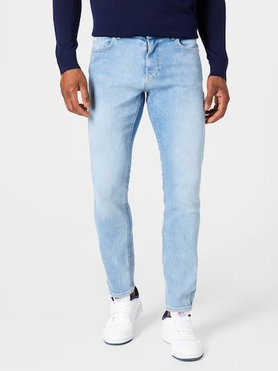JUST JUNKIES Jeans 'Jeff Mux' in hellblau, Modelansicht
