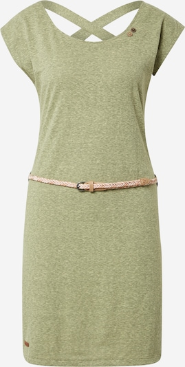 Ragwear Robe d'été 'Sofia' en olive / blanc, Vue avec produit