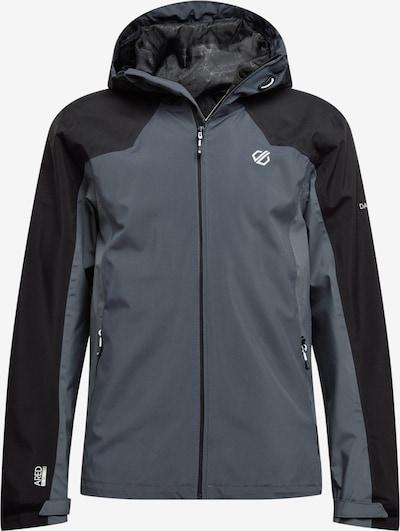 szürke / sötétszürke / fekete DARE2B Kültéri kabátok 'Recode II', Termék nézet