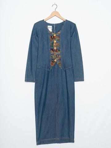 Nina Piccalino Dress in M-L in Blue