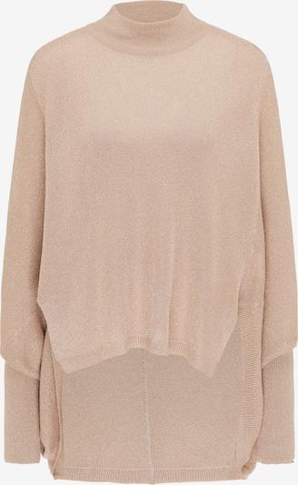 faina Sweter w kolorze beżowym, Podgląd produktu