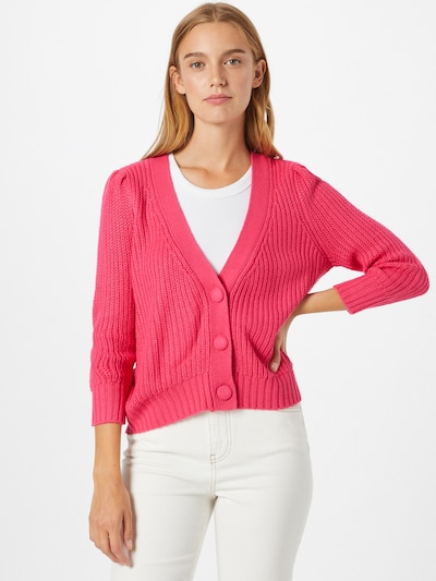 ONLY Kardigan 'KRISTIN' u roza, Prikaz modela