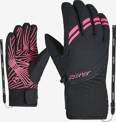 ZIENER Skihandschuhe 'KIWA AS(R) lady glove' in pink, Produktansicht