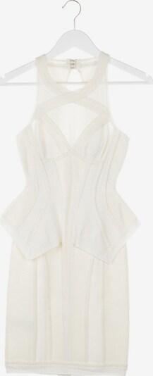 Hervé Léger Kleid in XS in creme, Produktansicht