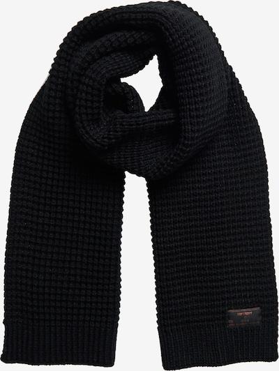 Superdry Sjaal 'Stockholm' in de kleur Zwart, Productweergave