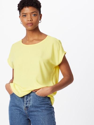 Sublevel Bluza | rumena barva, Prikaz modela