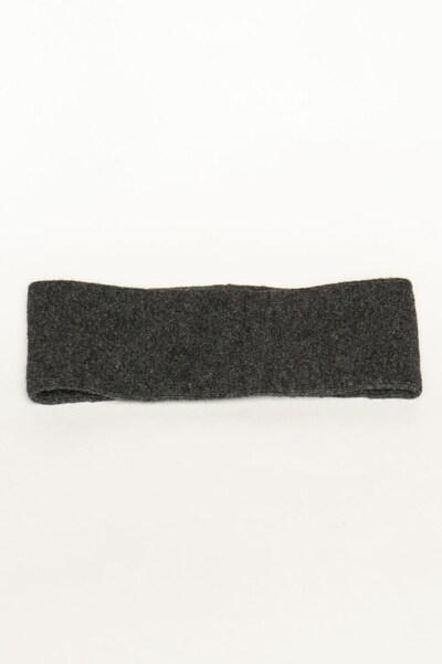 ESPRIT Stirnband in XXL in dunkelgrau, Produktansicht