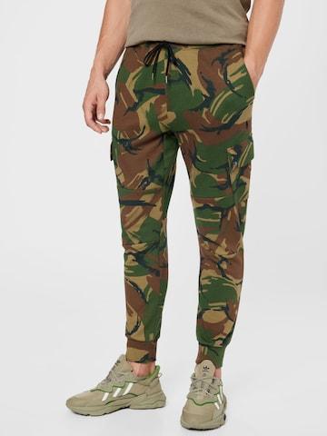 Pantaloni sportivi di Polo Ralph Lauren in verde