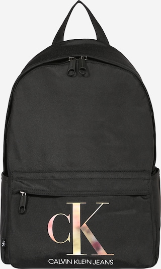 Rucsac 'Campus' Calvin Klein Jeans pe mai multe culori / negru / alb, Vizualizare produs