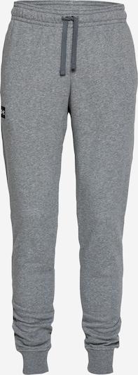 UNDER ARMOUR Športové nohavice 'Rival' - sivá, Produkt