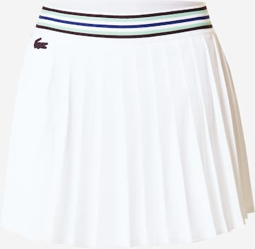 Lacoste Sport Athletic Skorts in White