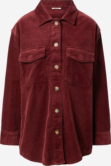 EDC BY ESPRIT Blouse in Burgundy, Item view