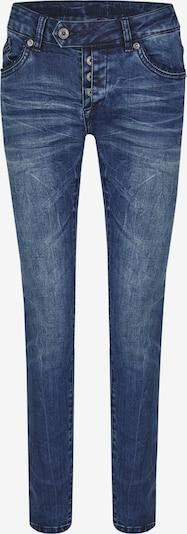 Blue Monkey Skinny Fit Jeans Ruby in blau, Produktansicht
