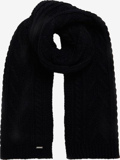 Superdry Schal in schwarz, Produktansicht