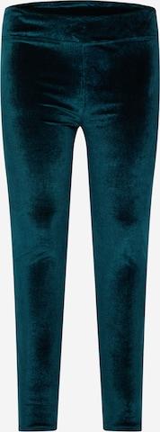Leggings de la Urban Classics Curvy pe albastru