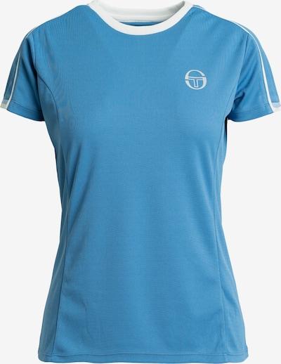 Sergio Tacchini Shirt 'Pliage' T-Shirt in blau / hellblau, Produktansicht