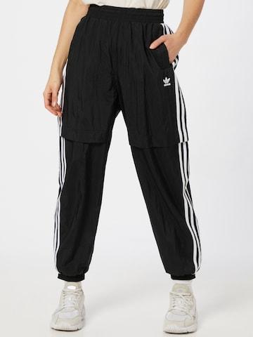 ADIDAS ORIGINALS Trousers 'Japona' in Black