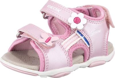 GEOX Baby Sandalen AGASIM für Mädchen in rosa, Produktansicht