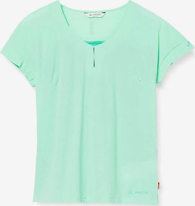 VAUDE T-Shirt ' Wo Skomer V-Neck ' in grün, Produktansicht