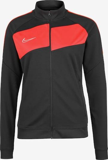 NIKE Trainingsjacke 'Academy 20' in rot / schwarz, Produktansicht