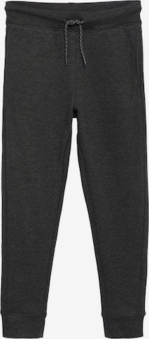 Pantalon 'FRANCIA7' MANGO KIDS en gris