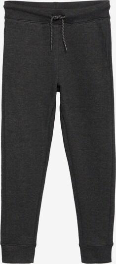 MANGO KIDS Pantalon 'FRANCIA7' en gris foncé, Vue avec produit