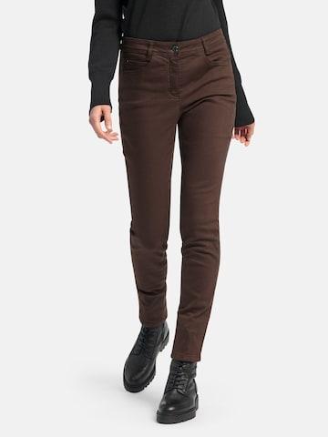 Basler Pants in Brown